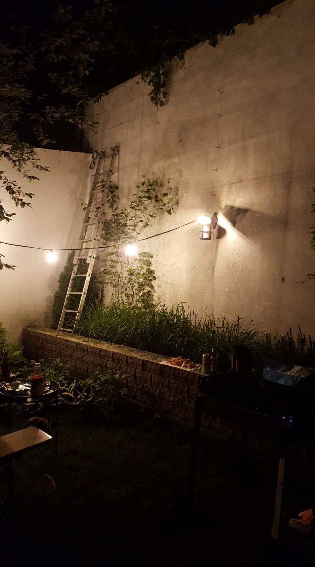 BBQ Garden | Night Time | Steak Club