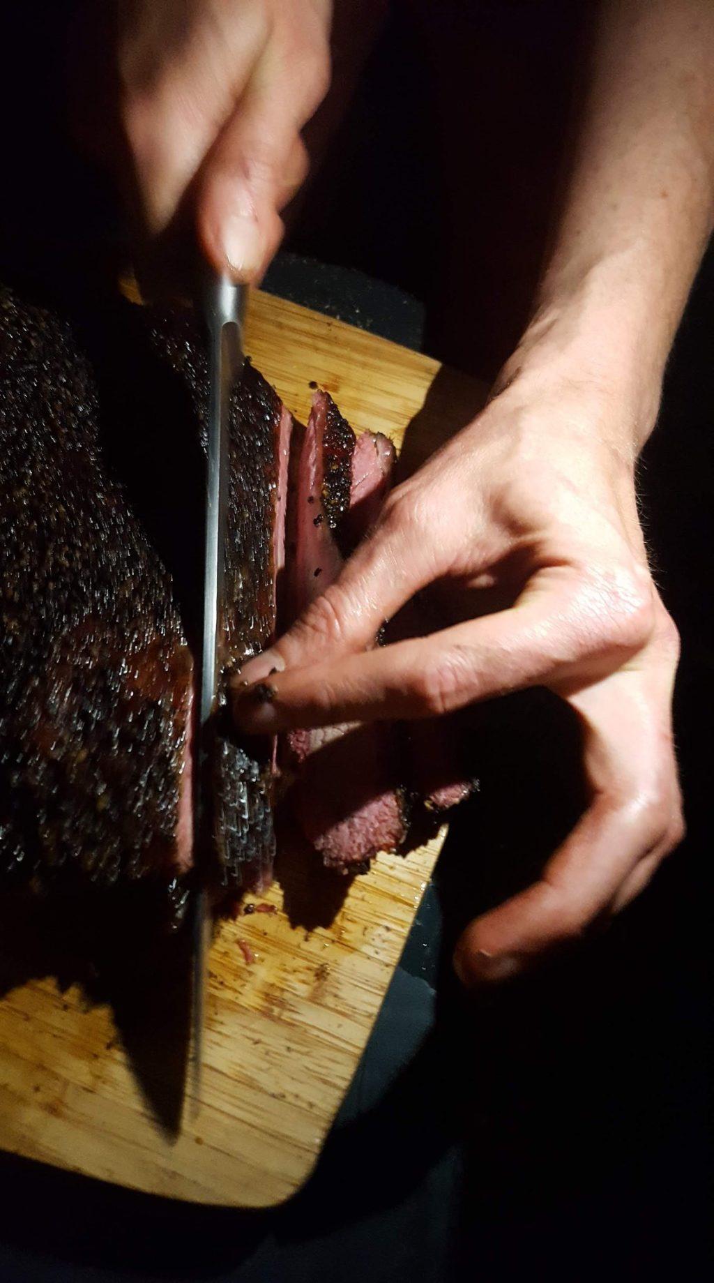 Cutting Brisket | Steak Club