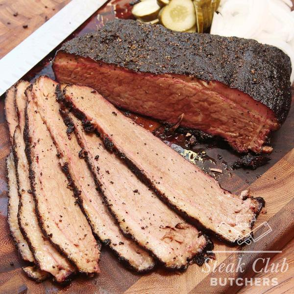 brisket - steak club