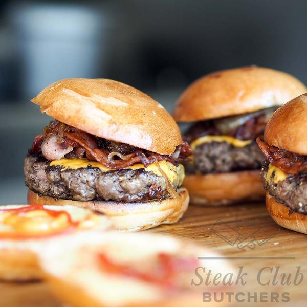 Burgers - Steak Club