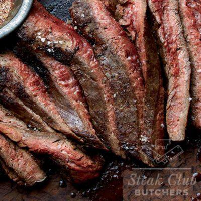 Flank Steak Sliced