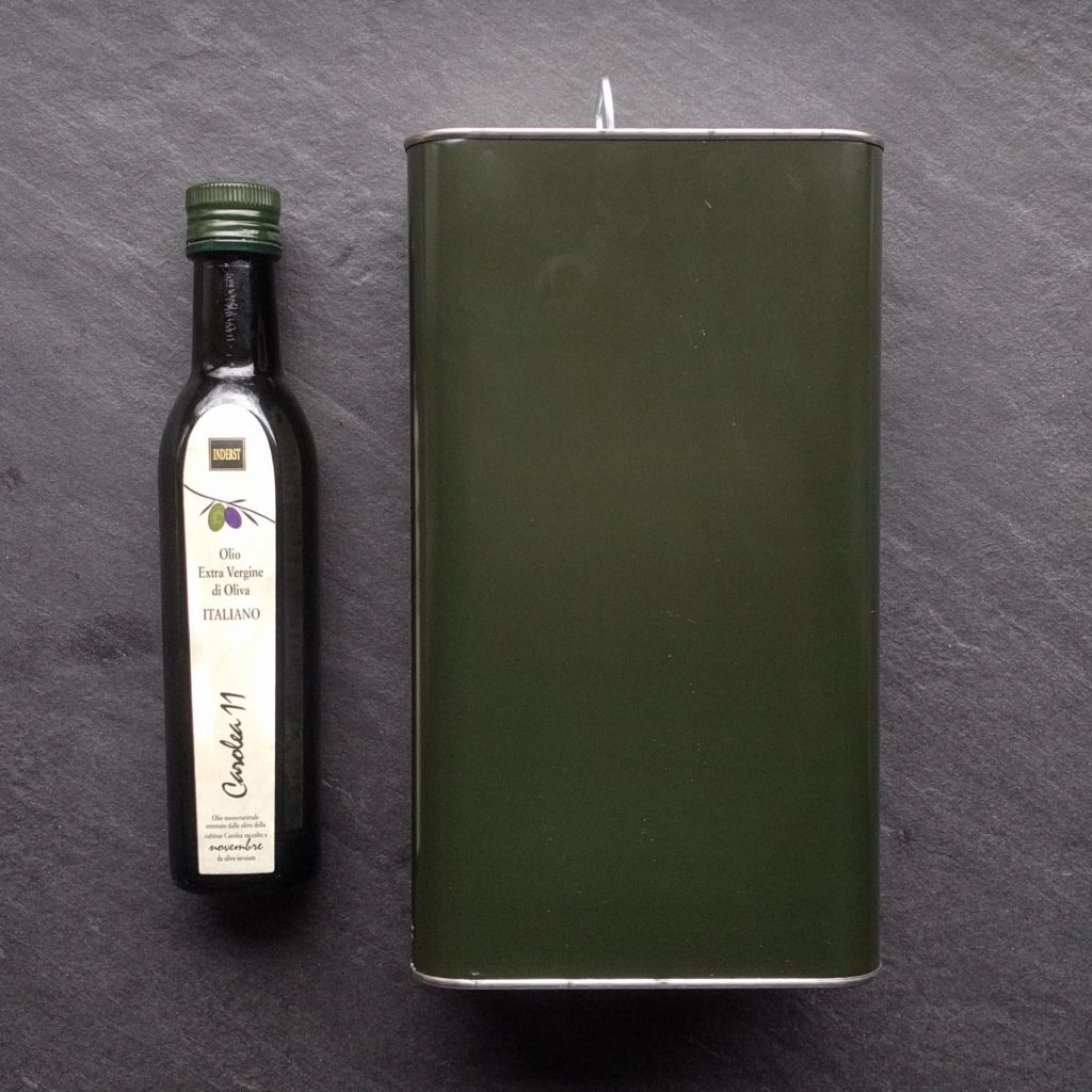 Calabrian Olive Oil