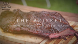 How to: Smoke a Texas Style Brisket.